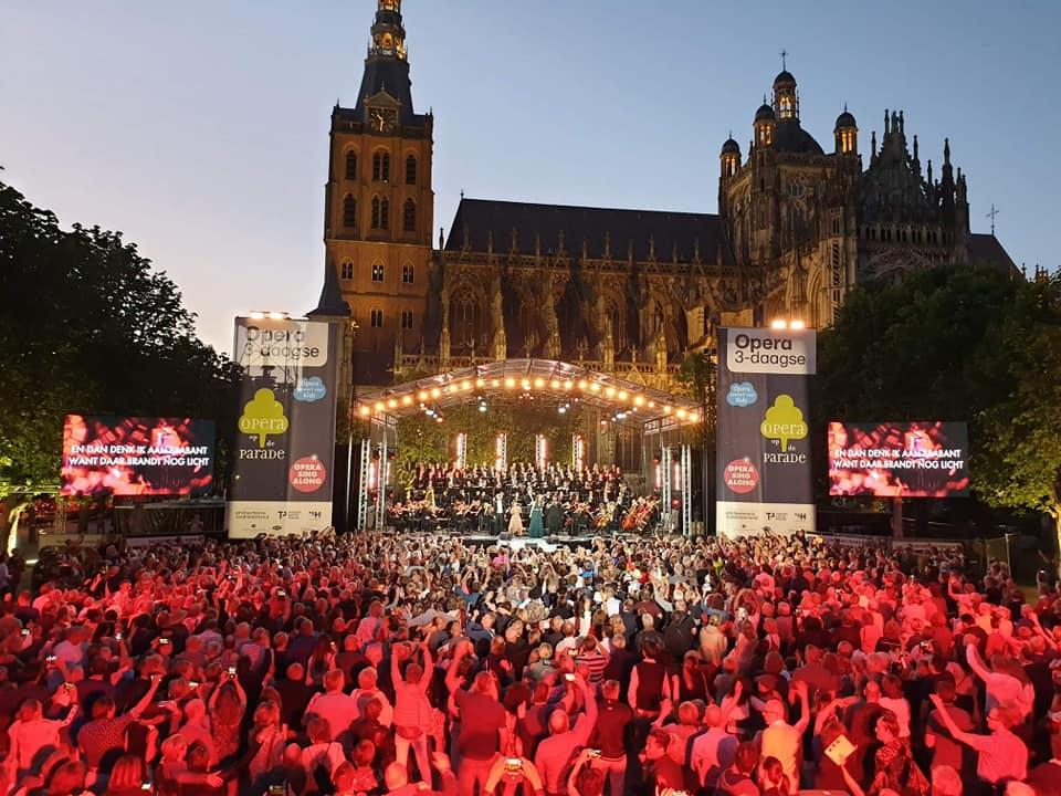 Opera Sing Along 2019